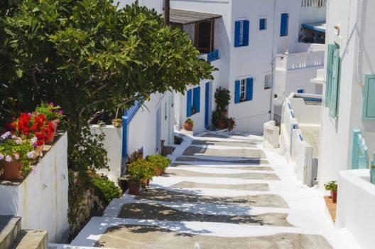 Die Kykladen sind eines der beliebtesten touristischen Reiseziele in Griechenland. (Bild: © TUI AG)