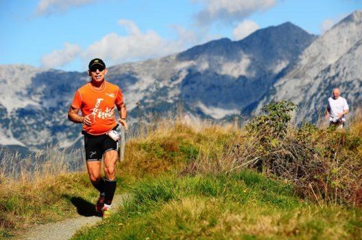 Der anspruchsvolle Kaisermarathon (Bild: © Tourismusverband Wilder Kaiser)