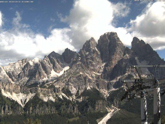 Panorama Monte Cristallo (Bild: © Dolomiti SuperSummer)