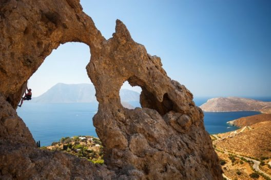 Klettertouren in Griechenland (Bild: © TUI AG)
