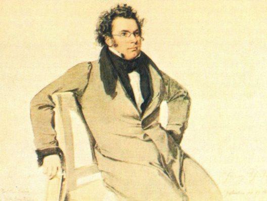 Franz Schubert (Bild: © Gasteinertal Tourismus GmbH)