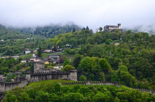 Die drei Burgen von Bellinzona (Bild: Voronin76 – Shutterstock.com)
