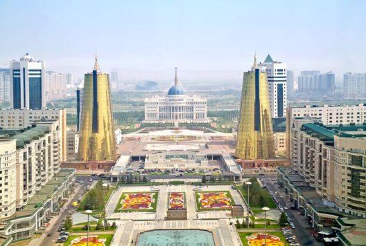 Astana, Kasachstan (Bild: ppl – Shutterstock.com)