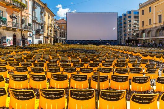 Film Festival Locarno (Bild: FatVogel - shutterstock.com)