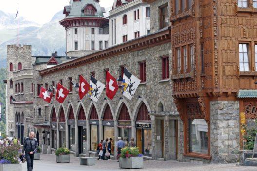 St. Moritz (Bild: © Joe Dejvice - shutterstock.com)