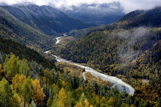 Altai-Gebirge, Kasachstan (Bild: Maxim Petrichuk – Shutterstock.com)