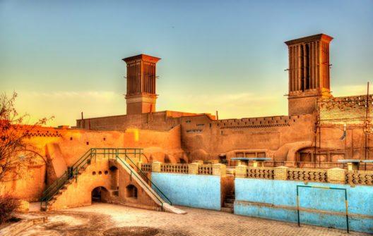 Yazd, Iran (Bild: Leonid Andronov – Shutterstock.com)