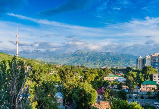 Almaty, Kasachstan (Bild: Aureliy – Shutterstock.com)