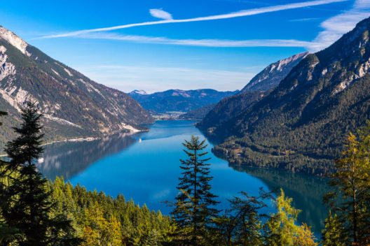 Der Achensee (Bild: Raymond Thill – Shutterstock.com)