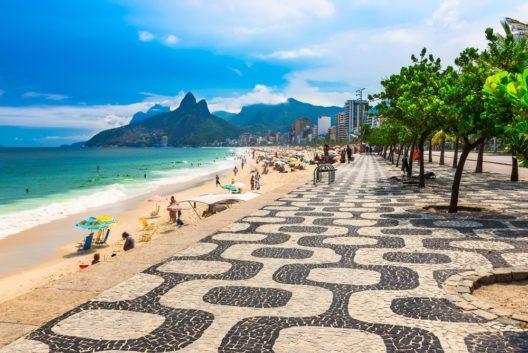 Catarina Ipanema beach - Rio de Janeiro (Bild: © Catarina Belova - shutterstock.com)