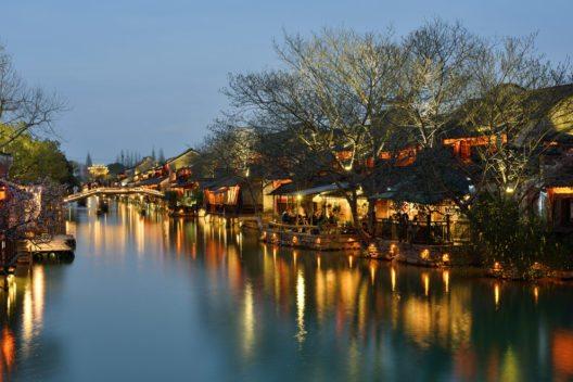 Romanische Stimmung in Wuzhen (Bild: astudio – Shutterstock.com)