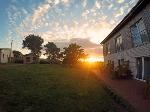 Pharisäerhof - Sonnenuntergang (Bild: © Pharisäerhof)