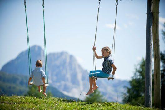 """Viele Familien buchen ihren Urlaub gerne über """"Booking Südtirol"""". (Bild: © TV Gitschberg Jochtal, Alex Filz)"""