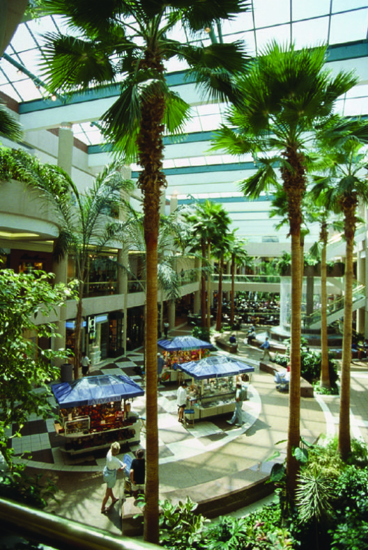 Fashion Square (Bild: © Scottsdale Convention & Visitors Bureau)