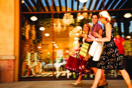 Shopping Waterfront (Bild: © Scottsdale Convention & Visitors Bureau)