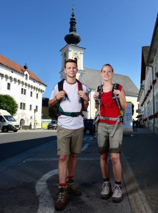 Von der Alm ins den Feinschmecker-Ort Vorchdorf (Bild: MTV Almtal/Röbl)