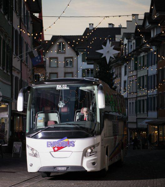 2016 baut Eurobus sein Advents- und Weihnachtsmärkte-Angebot erneut aus. (Bild: Eurobus/Rivage)