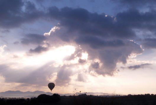 Ballonfahren auf Mallorca (Bild: fincallorca)