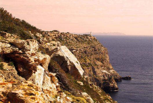 Cap Blanc südöstlich von Palma (Bild: fincallorca)
