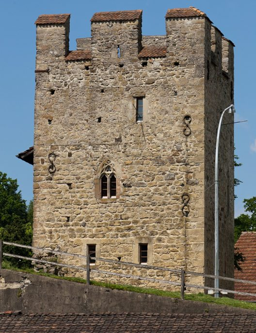 Hexenturm in Sempach (Bild: Roland Zumbuehl, Wikimedia, GNU)