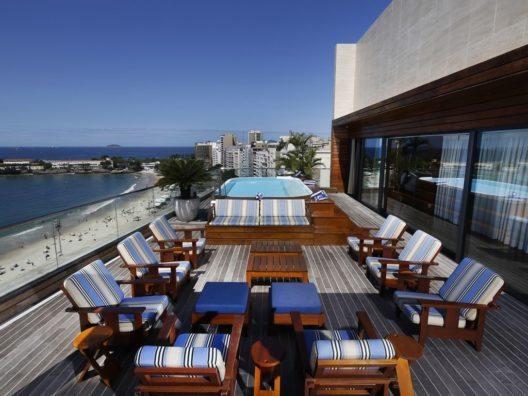 Luxus-Penthouse im Stadtteil Copacabana (Bild: © Tripping.com Partner Network)