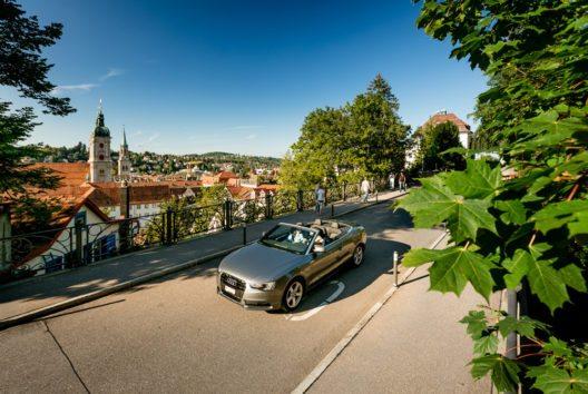 St. Gallen als Highlight der Ostschweiz (Bild: St. Gallen-Bodensee Tourismus)