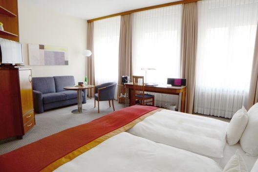 Hotel Glaernischhof - Zimmer (Bild: © Hotel Glärnischhof)