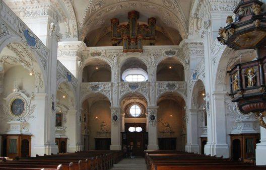 Jesuitenkirche (Bild: Annirok, Wikimedia, CC)