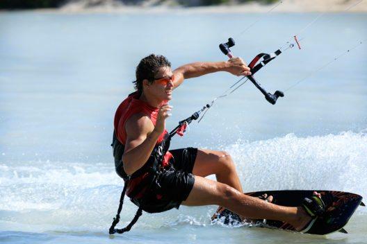 Kite-Surfen in Brasilien (Bild: © thinkstock)