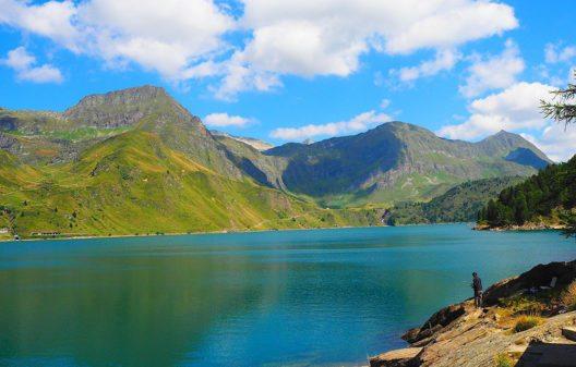 "Lago Ritom, Val Piora (Bild: © Offenbacher - Wikipedia, <a title=""creativecommons.org - CC0 1.0 Universal"" href=""https://creativecommons.org/publicdomain/zero/1.0/deed.en"" rel=""nofollow"">CC0 1.0</a>)"