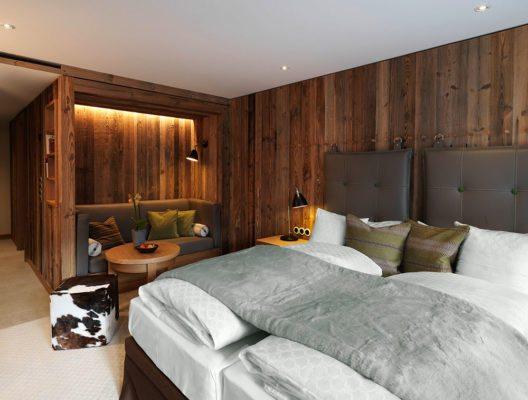 Impression des Loewen Hotels Montafon. Im Bild: Comfortzimmer. (Bild: © Löwen-Hotel Montafon)