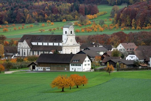 Kloster Mariastein (Bild: Roland Zumbühl, Wikimedia, GNU)