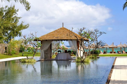 Mauritius, Hotel Mövenpick, Bel Ombre (Bild: © Simisa -Wikimedia, CC BY-SA 3.0)