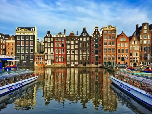 Mit Transavia Amsterdam entdecken (Bild: © Transavia)