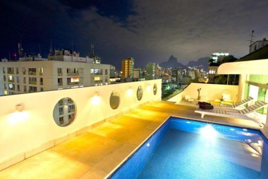 Penthouse in Ipanema (Bild: © Tripping.com Partner Network)
