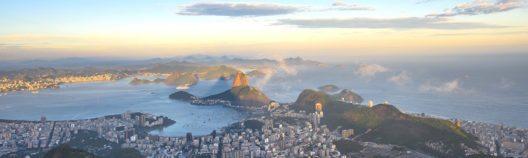 Rio de Janeiro von Corcovado (Bild: © thinkstock)