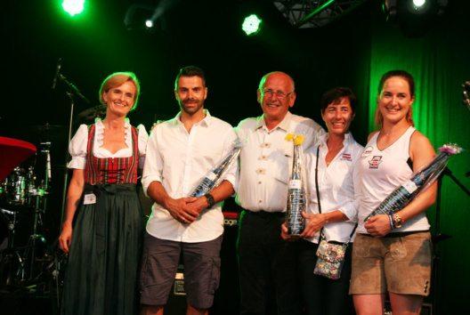 Ehrung verdienter Thalgauer Sportler (Bild: Fuschlsee Tourismus GmbH / Tourismusverband Thalgau)
