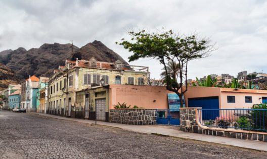 Ribeira Grande, ein kleines Dorf in Kap Verde Insel Sao Antao (Bild: © Frank Bach - shutterstock.com)