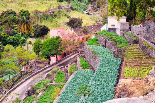 Bauernhof in Cape Verde - Insel Sao Antao (Bild: © Frank Bach - shutterstock.com)