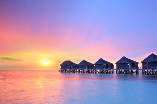 Wasser Villas Resort (Bild: © Ljupco Smokovski - shutterstock.com)