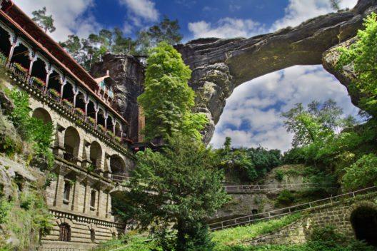 Prebischtor (Bild: © Fexel - shutterstock.com)