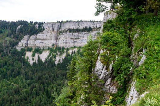 Creux du Van Schlucht in Val de Travers, Schweiz. (Bild: © Sergio Bertino - shutterstock.com)