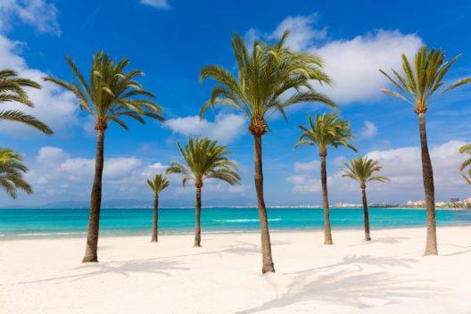Playa de Palma (Bild: © holbox - shutterstock.com)