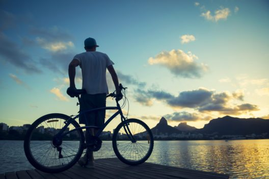 Bike Adventuren in Brasilien (Bild: © lazyllama - shutterstock.com)