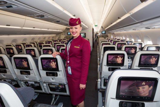 """Im Rahmen von """"Travel Festival"""" bietet Qatar Airways noch bis 5.9. viele Sonderkonditionen. (Bild: © Dmitry Birin - shutterstock.com)"""