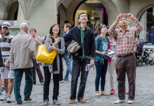 Der Rückgang der chinesischen Besucher ist besonders auffällig. (Bild: Lerner Vadim – Shutterstock.com)