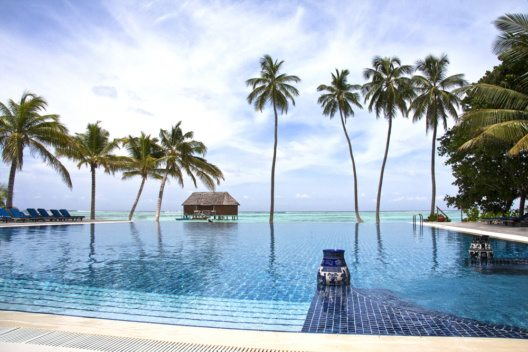 The Infinity pool - Meeru (Bild: © Jane Rix - shutterstock.com)