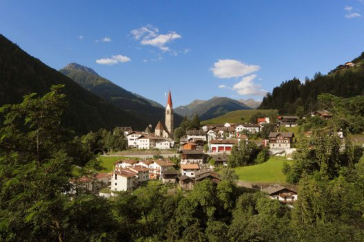 Suedtirol, Ultental, St.Pankraz (Bild: © Tourismusbüro Ultental)