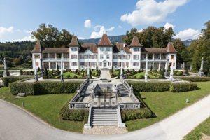 Erster Schweizer Schlössertag / Schlösser und Burgen aus drei Sprachregionen laden zum Erlebnistag ein