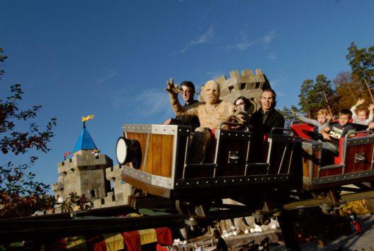 Halloweeks Im Legoland Deutschland – jede Menge Action rund um Kürbisse und Geister! (Bild: LEGOLAND Deutschland)